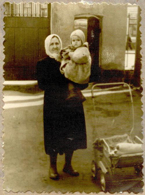 Прабабушка Матрёна Харлампиевна.