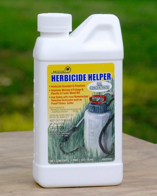 Обработка Гербицидами поможет избавиться от сорняков.