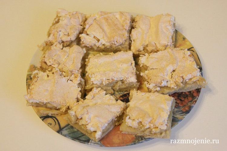 Пирог смородиновое варенье рецепт с пошагово в