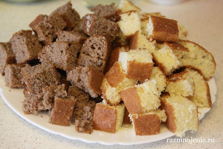 Торт «Сметанник» - пошаговый фото рецепт приготовления Приготовление сметанного торта в домашних условиях